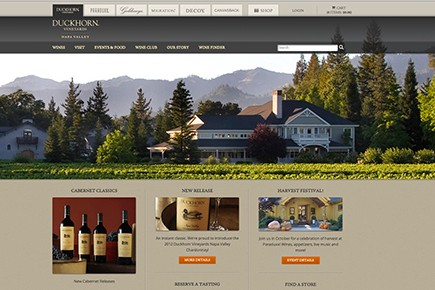 Vin65 Portfolio - Duckhorn Vineyards