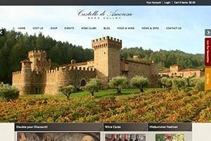 Vin65 Portfolio - Castello di Amorosa