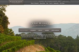 Vin65 Portfolio - Pine Ridge Vineyards