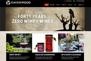 Vin65 Portfolio - Ravenswood Winery
