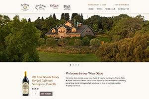 Vin65 Portfolio - Far Niente Winery